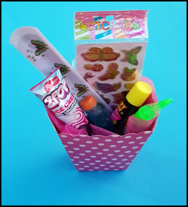 Pre-Packed Party Favour Boxes-Girls