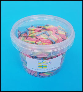 Party Tubs-Rainbow Belt Strips
