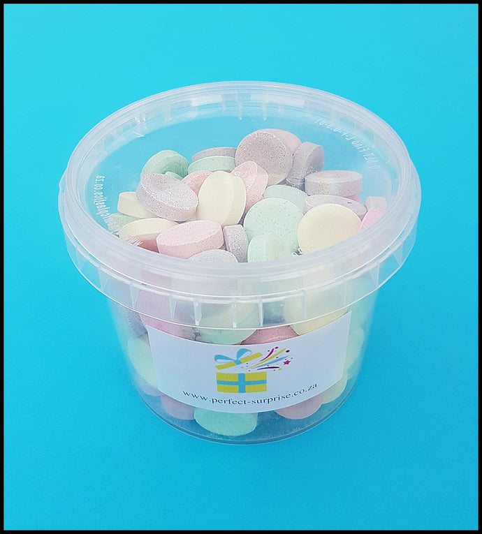 Party Tubs-Soda Fizz Candies