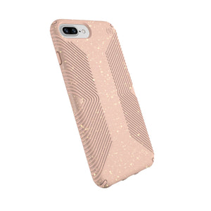 Speck Cover For iPhone 8, 7, 6 Plus CandyShell Grip Presidio Wallet Case