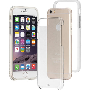Case-Mate iPhone 6/6s Naked Tough - Clear - Henton - Shop Hentons