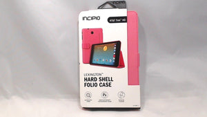 Incipio Cover for AT&T Trek HD Lexington Hard Shell Folio Case - Pink - Henton - Shop Hentons