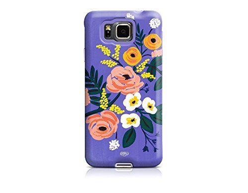 Sonix Cover for Samsung Galaxy Alpha Inlay Case Poppy Pink or Primrose - Henton - Shop Hentons