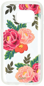Sonix Clear Case Cover for Samsung Galaxy S7 - Lolita, Boho Floral, Florette - Henton - Shop Hentons