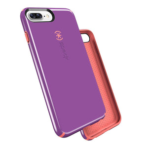 Speck Cover For iPhone 8 Plus or iPhone 7 Plus CandyShell Grip Presidio Wallet Case - Henton - Shop Hentons