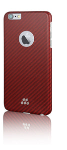 Evutec Karbon S for iPhone 6 and iPhone 6s Lorica Red/ Orange - Henton - Shop Hentons
