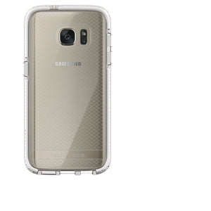 Tech21 Samsung Galaxy S7 Evo Check Case Clear or Black - Henton - Shop Hentons