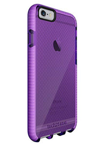 Tech 21 iPhone 6/6s 7/8 EVO Mesh and EVO Elite Cases Purple / White/ Gold