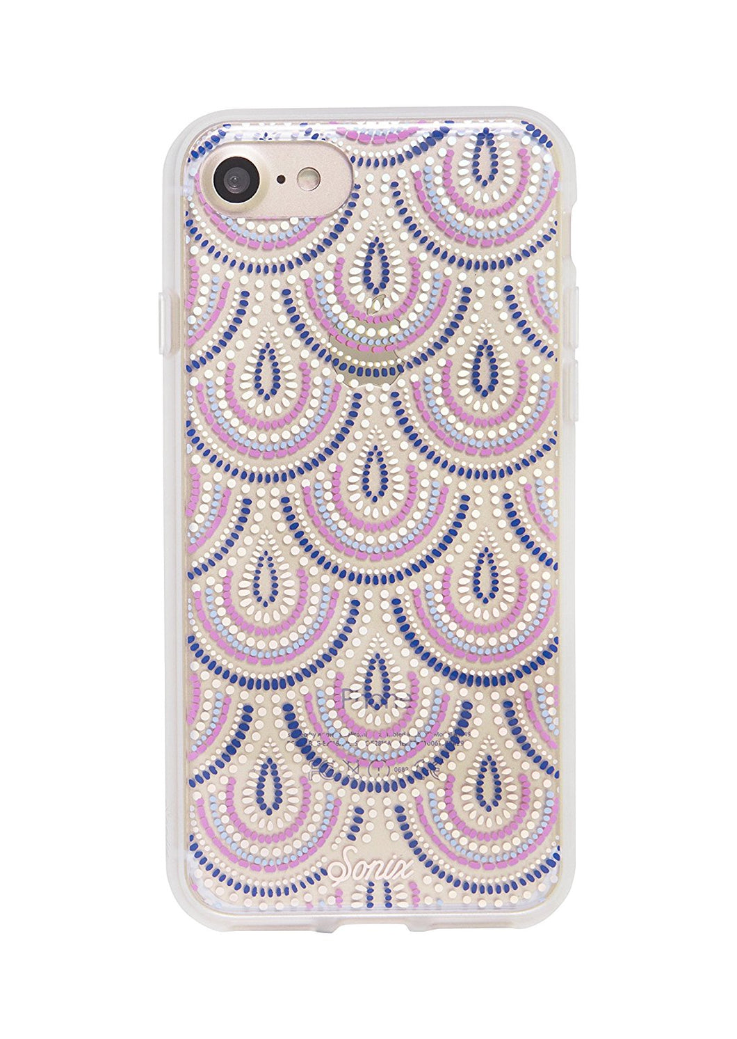 Sonix iPhone 8 and iPhone 7 Case - Tinsley Rainbow - Henton - Shop Hentons