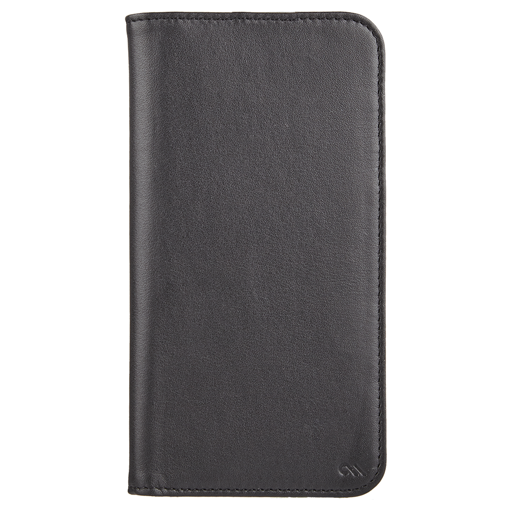 Case Mate ASUS ZenFone V Wallet Folio Handcrafted Genuine Leather Black - Henton - Shop Hentons