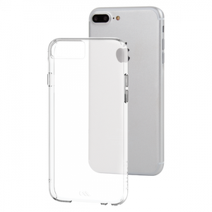 Case Mate iPhone 8/7/6 Plus Naked Tough - Clear - Henton - Shop Hentons