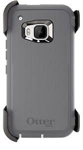 Otter Box HTC One M9 Defender Series - Black or Grey - Henton - Shop Hentons