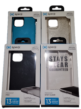 Assorted Speck Presidio Cases for iPhone 11 Pro/Xs/X