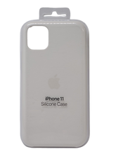 Original Apple iPhone 11 Silicone Case - White