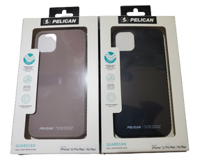 Pelican Guardian Case for iPhone 11 Pro Max / Xs Max Military Spec Protection