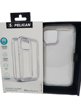 Pelican Voyager Clear Case for iPhone 11 Pro/ Xs / X with Belt Clip Holster / Kickstand
