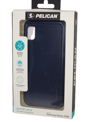 Pelican Adventurer for Samsung Galaxy A10e - Dual Layer Slim Protection - Navy Blue