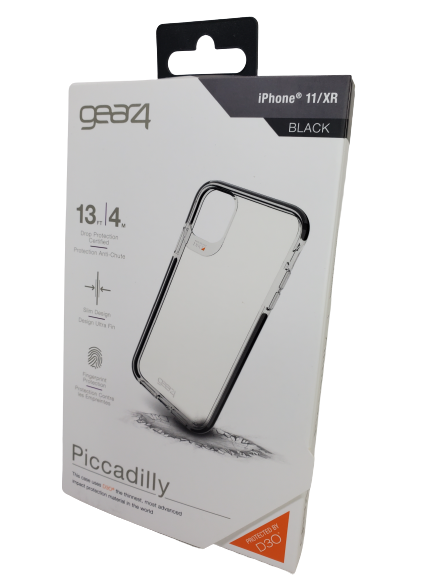 Gear 4 Piccadilly Slim Case for iPhone 11 / Xr
