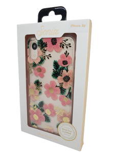 Sonix Clear Coat Case for iPhone Xr - Tiger Lily