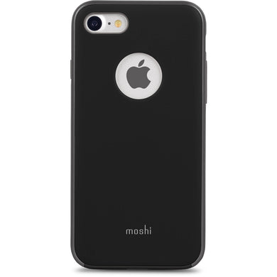 Moshi iPhone 8 / iPhone 7 iGlaze Snap-on Case - Black - Henton - Shop Hentons