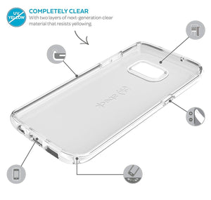 Speck Candy Shell Clear Samsung Galaxy S7 Edge