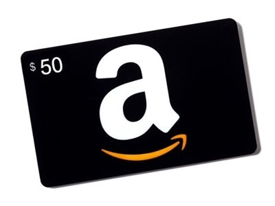 Capsuline Amazon Gift Card Giveaway