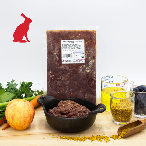 Rabbit - Maxota Raw Dog Food
