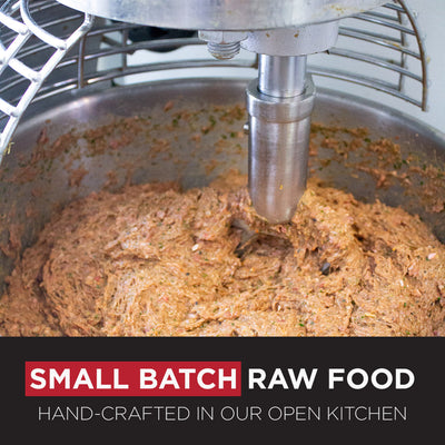 Maxota Raw Dog Food: Hand-Crafted in San Diego - Rabbit Recipe