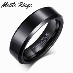 Morris Tungsten Carbide Mens Wedding Ring