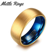 Winslow Tungsten Carbide Mens Wedding Ring