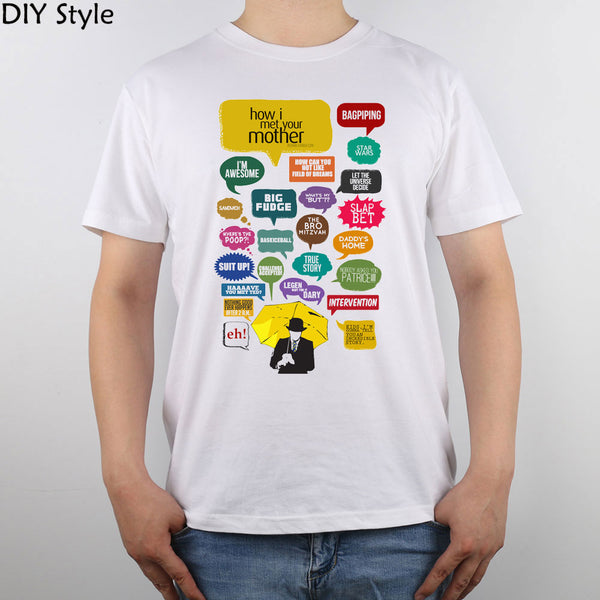 Various How I Met Your Mother T-Shirts - Seen On The Screen - TV and Movie Clothing