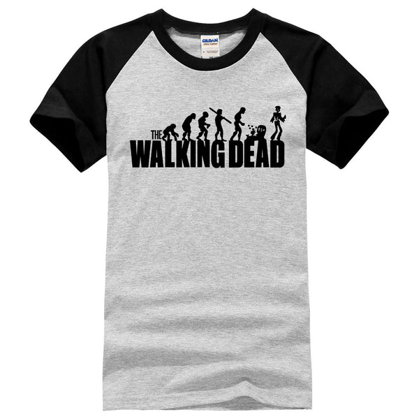 The Walking Dead Evolution T-Shirt - Seen On The Screen - TV and Movie Clothing