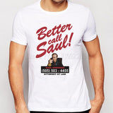 Better Call Saul Shirt - Seen On The Screen - TV and Movie Clothing