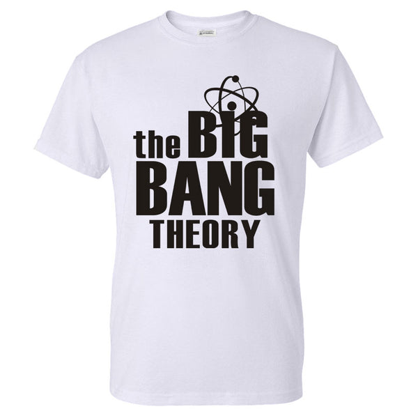 The Big Bang Theory T-Shirt - Seen On The Screen - TV and Movie Clothing