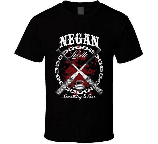 The Walking Dead Funny Negan T-Shirt - Seen On The Screen - TV and Movie Clothing