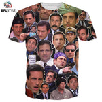 Many Faces of Michael Scott - Seen On The Screen - TV and Movie Clothing