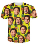 Pineapple Express T-Shirt Design - Seen On The Screen - TV and Movie Clothing
