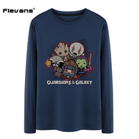 Long Sleeve Guardians of the Galaxy T-Shirt - Seen On The Screen - TV and Movie Clothing