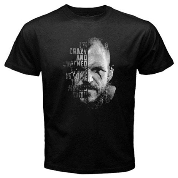 Floki The Viking T-Shirt - Seen On The Screen - TV and Movie Clothing