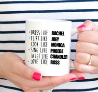 Amazing Friends Mug - Seen On The Screen - TV and Movie Clothing