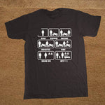 Motorcycle Biker WTF T-Shirt - Seen On The Screen - TV and Movie Clothing