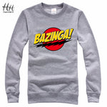 Bazinga Sweatshirt - Seen On The Screen - TV and Movie Clothing