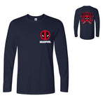 Long sleeve Deadpool Shirt - Seen On The Screen - TV and Movie Clothing