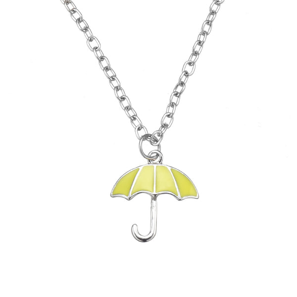 How I Met Your Mother Yellow Umbrella Pendant - Seen On The Screen - TV and Movie Clothing