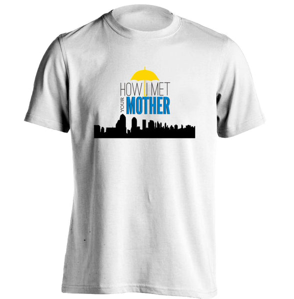 How I Met Your Mother T-Shirt - Seen On The Screen - TV and Movie Clothing