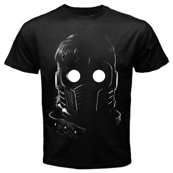 Starlord Guardians of the Galaxy T-Shirt - Seen On The Screen - TV and Movie Clothing