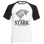 House Stark T Shirt - Seen On The Screen - TV and Movie Clothing