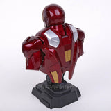 Iron Man 3 MARK VII 1/4 Scale Limited Edition Bust with LED Light - Seen On The Screen - TV and Movie Clothing