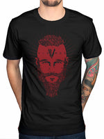Ragnar Lothbrok Vikings T-Shirt - Seen On The Screen - TV and Movie Clothing