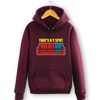 That's my spot Hoodie - Seen On The Screen - TV and Movie Clothing